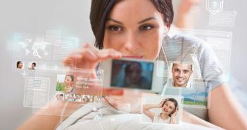 redes sociais para revender produtos